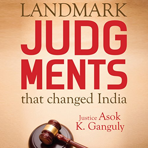 Landmark Judgments That Changed India cover art