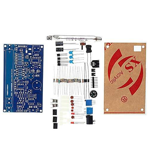 Desmontado DIY Geiger Counter Parts Kit Módulo Detector de radiação nuclear com display LCD