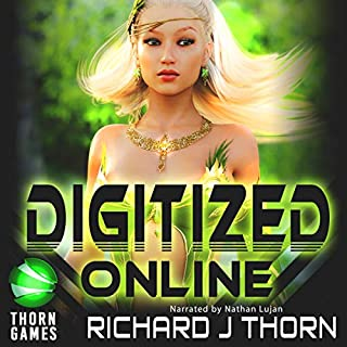 Digitized Online, Book 1 audiobook cover art