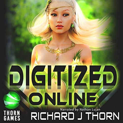 Digitized Online, Book 1 audiobook cover art
