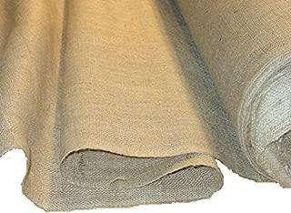 48 inch wide 10 oz Burlap Roll 100 yards