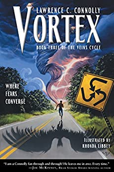 Vortex: Book Three of the Veins Cycle by [Lawrence C. Connolly, Rhonda Libbey]