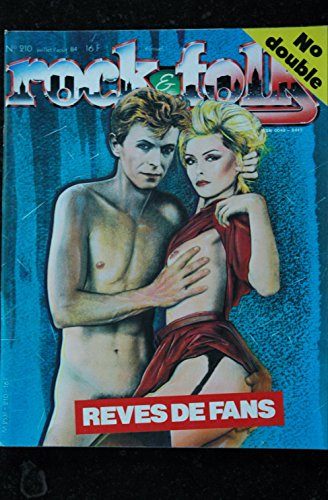 ROCK & FOLK 210 Bruce Springsteen Robert Ellis Jacques Dutronc Jimmy Cliff Lou Reed