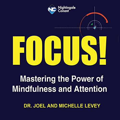 Focus! audiobook cover art