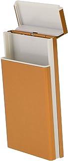 F Fityle Custodia Portasigarette Capacità 20 sigarette lunghe Organizzatore Antipolvere