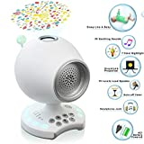 Best Baby Projectors - White Noise Sleep Sound Machine, Night Light Ba Review