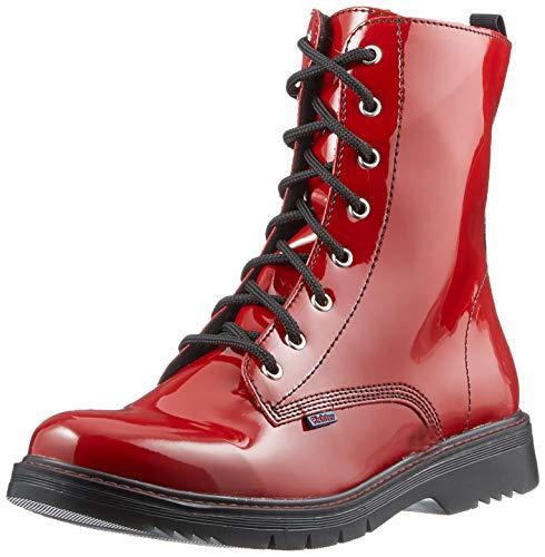 Richter Kinderschuhe Prisma 4672-8161 Halblange Stiefel, 4500rosso, 38 EU