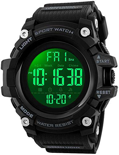 Gosasa Analog Digital Watches S Shock Men Military Army Wrist Watch 50M Waterproof Alarm Stopwatch Luminous Hands LED Sports Watch