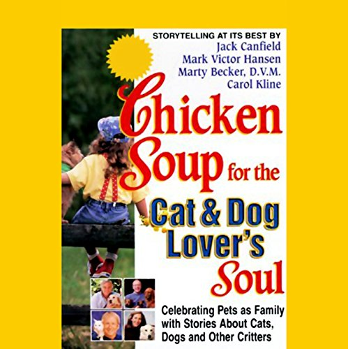 『Chicken Soup for the Cat & Dog Lover's Soul』のカバーアート