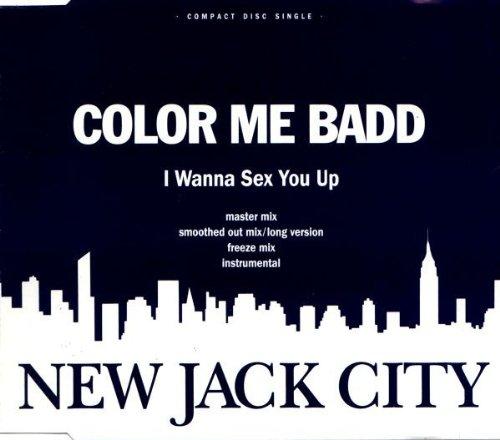 COLOR ME BADD - I WANNA SEX YOU UP [cd:maxi]