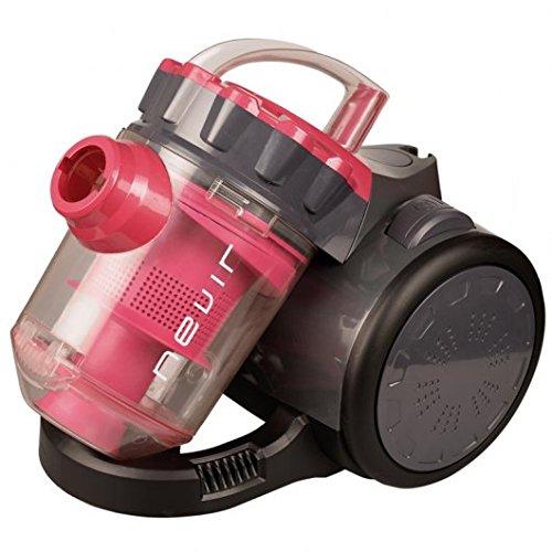 Nevir - Nvr-5123 a ro - aspirador sin bolsa, ciclónico, color rojo ...