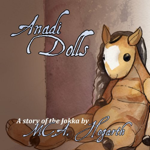 Anadi Dolls audiobook cover art