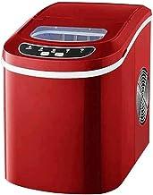 WGLL Machine à glaçons à comptoir, Machine à glaçons Automatique compacte, 9 Cubes prêts en 8 Minutes, Machine à glaçons P...