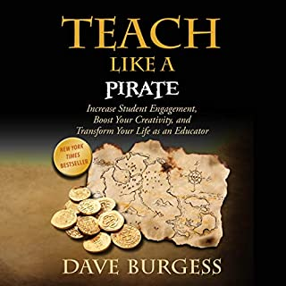 Teach Like a Pirate cover art