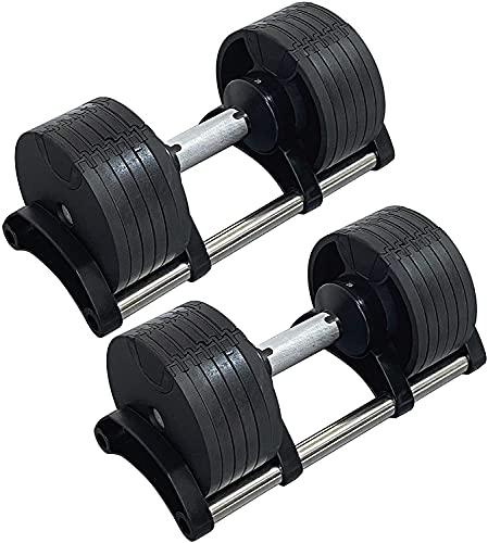 FLEXBELL フレックスベル 20kg 2個セット 4kg刻み NUO 正規品 アジャスタダンベル 可変式ダンベル 筋トレ