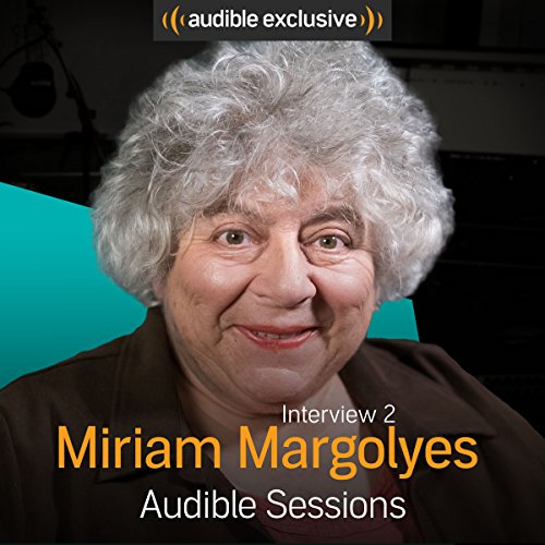 Miriam Margolyes - April 2018 audiobook cover art