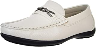 46210daf290 Amazon.com  White - Loafers   Shoes  Clothing