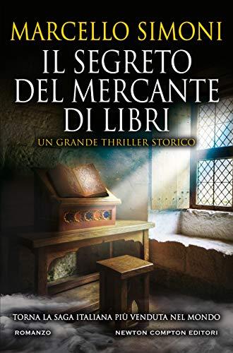 Il segreto del mercante di libri (Il mercante di libri maledetti Vol. 4) di [Marcello Simoni]