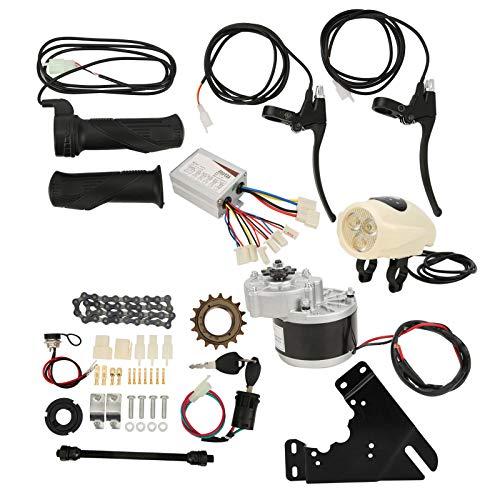 VGEBY Kit de reparación de Bicicleta eléctrica, Conjunto de combinación de Controlador de 36V 250W para Bicicleta eléctrica