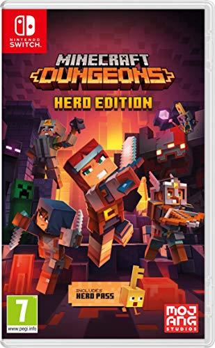 Minecraft Dungeons - Hero Edition Nsw