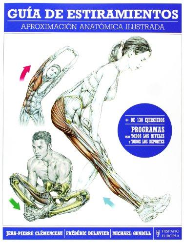 Guía de estiramientos (Fitness - Deporte)