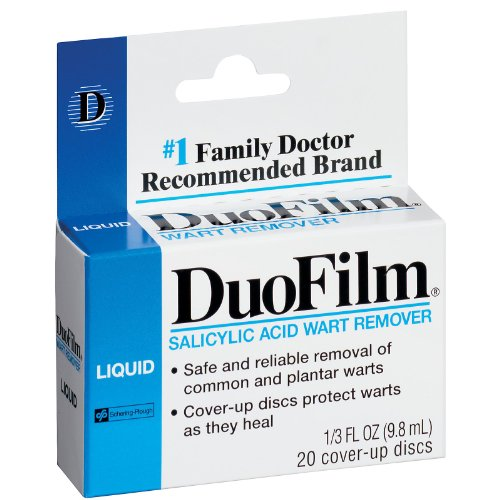 DuoFilm Wart Remover Liquid 0.33 oz (Pack of 3)