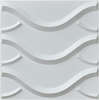 Art3d Decorative 3D Wall Panels in Modern Wall Design, 19.7