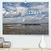 Ostfriesland - Der Dollart (Premium, hochwertiger DIN A2 Wandkalender 2022, Kunstdruck in Hochglanz): In diesem Kalender zeigt der Fotograf Rolf Poetsch faszinierende Fotos des Dollart in Ostfrieland (Monatskalender, 14 Seiten )
