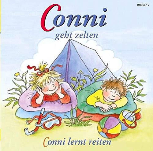 Conni - CDs / Conni geht zelten /Conni lernt reiten
