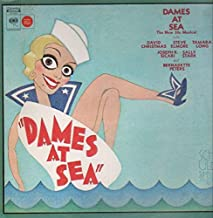 Bernadette Peters ~ Dames at Sea SS OST LP Vinyl Record (9232)