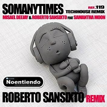 So Many Times (Techouse Remix)