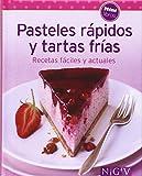 Pasteles Rápidos Y Tartas Frias (Minilibros de cocina)