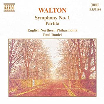 Walton: Symphony No. 1 / Partita