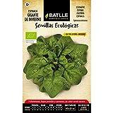 Semillas Ecológicas Hortícolas - Espinaca Gigante de Invierno - ECO - Batlle
