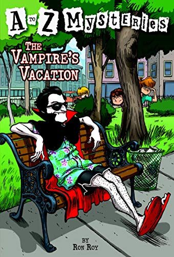 A to Z Mysteries: The Vampire's Vacationの詳細を見る