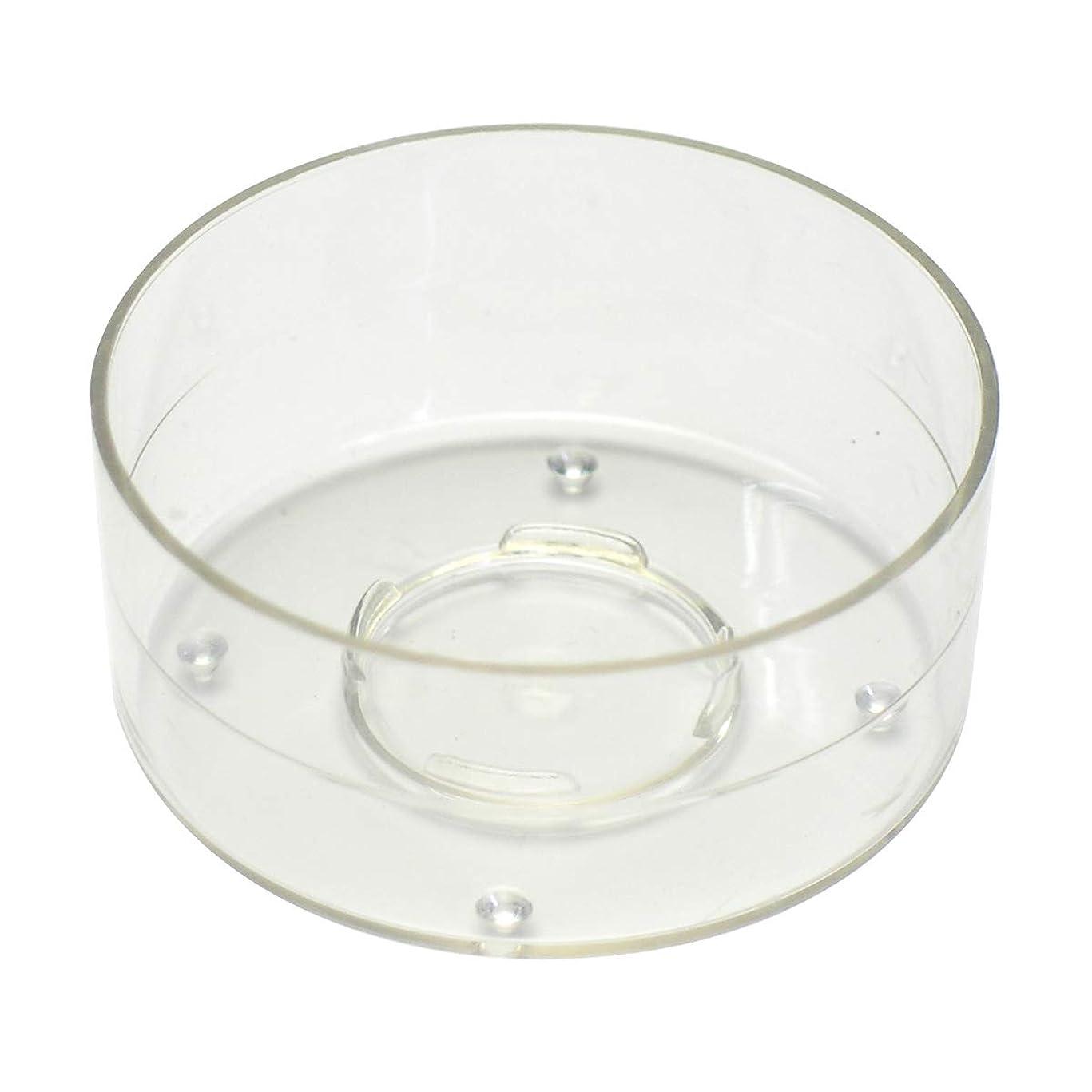 発見美しい自発的ティーライトキャンドル用 クリアカップ 直径39mm×高さ18mm 20個入り 材料 手作り