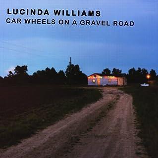 Car Wheels on a Gravel Road [12 inch Analog]