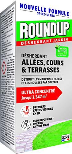 Roundup Désherbant Concentré Allées Terrasses...