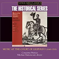 Music At The Court Of Leopold I (Harnoncourt)