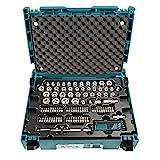 Makita E-08713 Juego de mantenimiento de 120 piezas