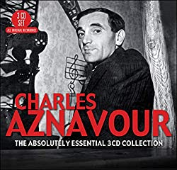 60 Greatest Hits of Charles Aznavour (3 CD Boxset) (French)