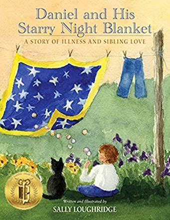 Daniel and His Starry Night Blanket