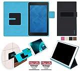 Hülle für Dell Venue 8 3840 Tasche Cover Hülle Bumper   in Schwarz   Testsieger