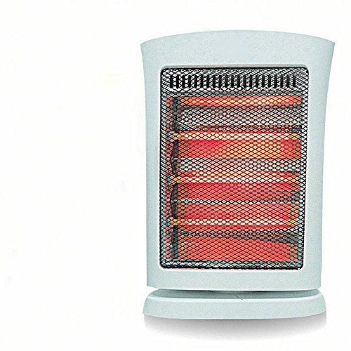 NQ Calentador de Ahorro de Energía Inicio Pequeño Calentador de Sol Mini Horno de Asado de la Oficina Calefacción Eléctrica,Blanco