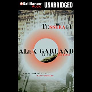 The Tesseract  audiobook cover art