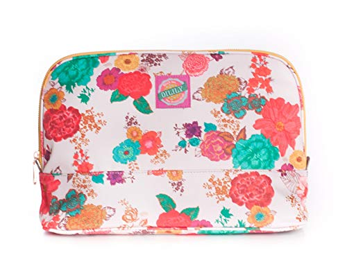 Oilily Colour Splash Cosmetic Bag L Winter White