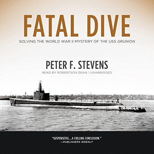 Fatal Dive cover art