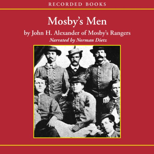 Mosby's Men audiobook cover art