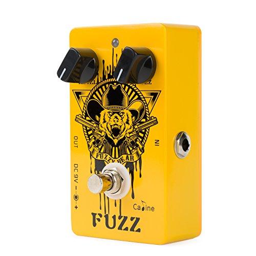 Caline CP-46 Fuzzy Bear - Pedal de efectos para guitarra