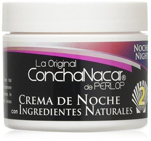 Concha Nacar De Perlop, Night Cream, 2 Oz